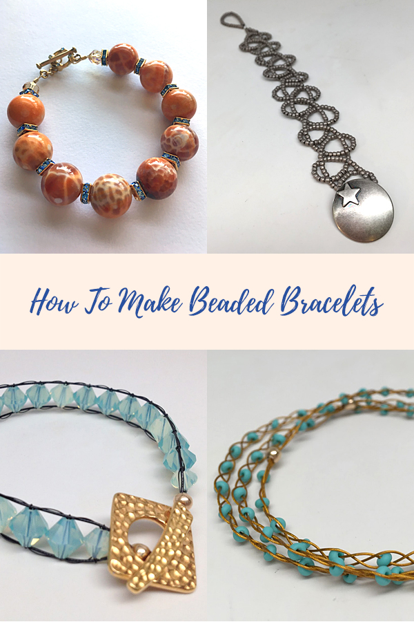 How To Make Beaded Bracelets Soft Flex Company
