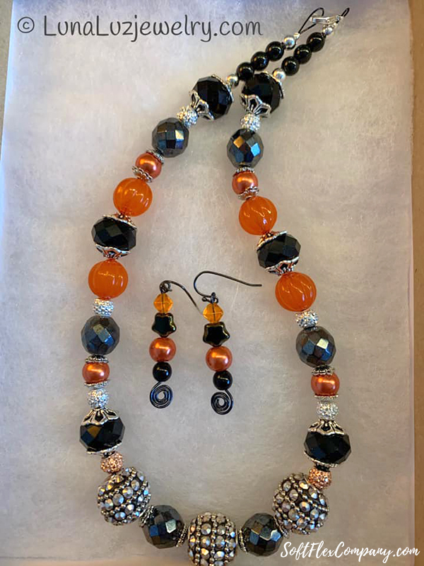 Great Pumpkin Jewelry Designs by Barbara Dillon