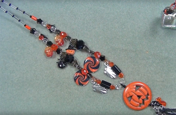 Great Pumpkin Jewelry by Beadifulnights