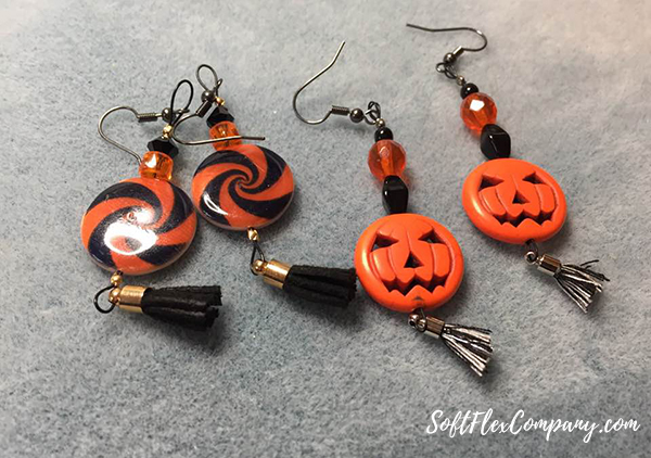 Great Pumpkin Jewelry Designs by Dee Horten