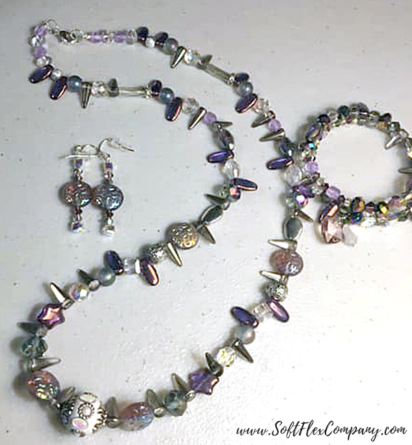 Unicorn Sparkles Jewelry by Donna Mosley