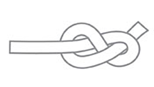 Figure Eight Knot - Step 4