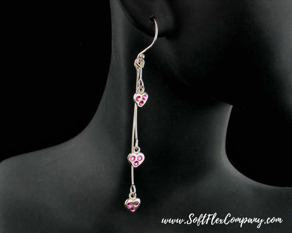 Straight from the Heart Dangle Earrings
