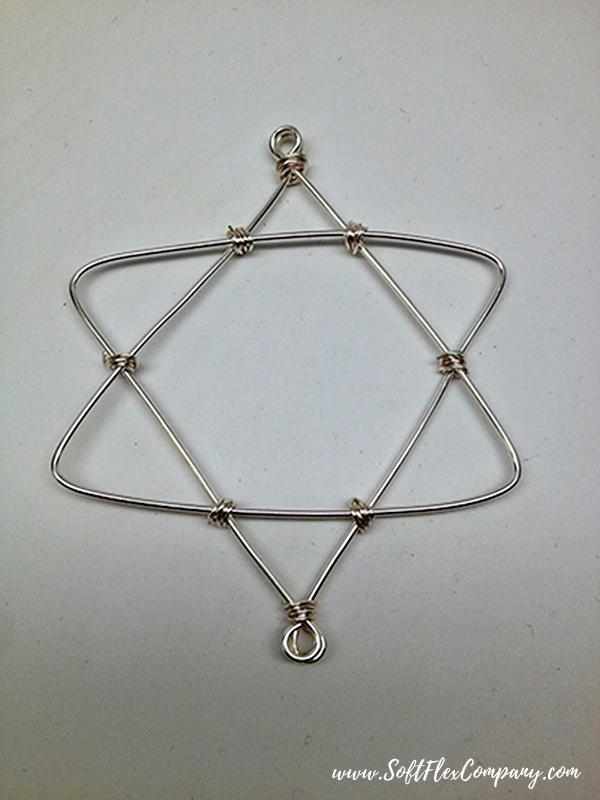 Star Of David Ornament 5