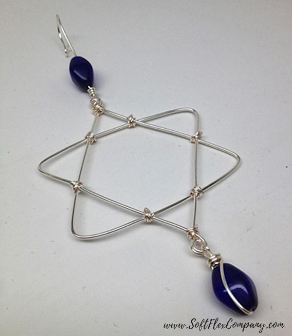 Star Of David Ornament 8