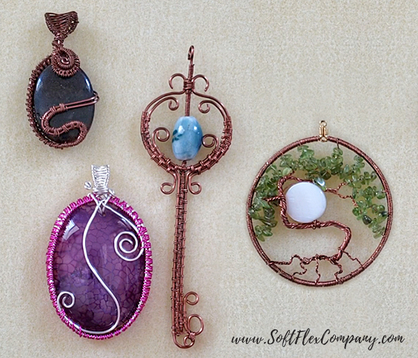 Soft Flex Craft Wire Wire Wrapping by James Browning