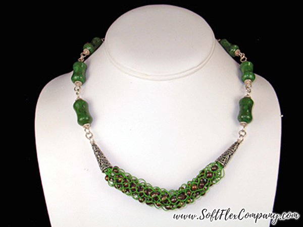 Evergreen Necklace by Jamie Hogsett