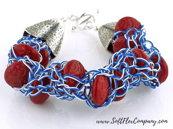 Firecracker Bracelet by Jamie Hogsett