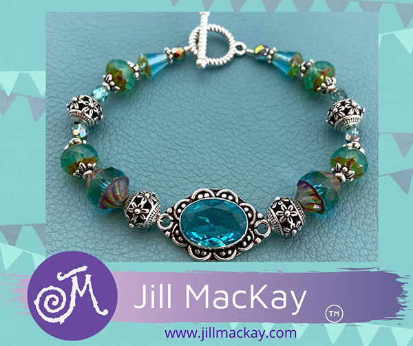 The Great Bead Extravaganza Jewelry by Jill MacKay