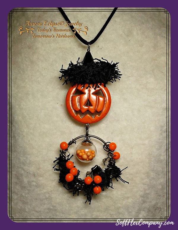 Great Pumpkin Jewelry Designs by Kim Vagnone