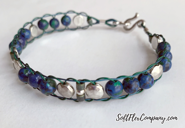 Wrap Around Knot Bracelet by Kristen Fagan