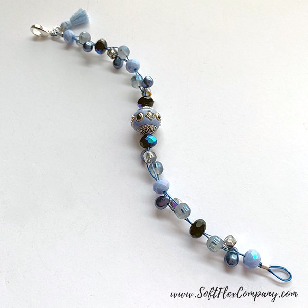 Making Beaded Jewelry With The April Showers Bead Mix