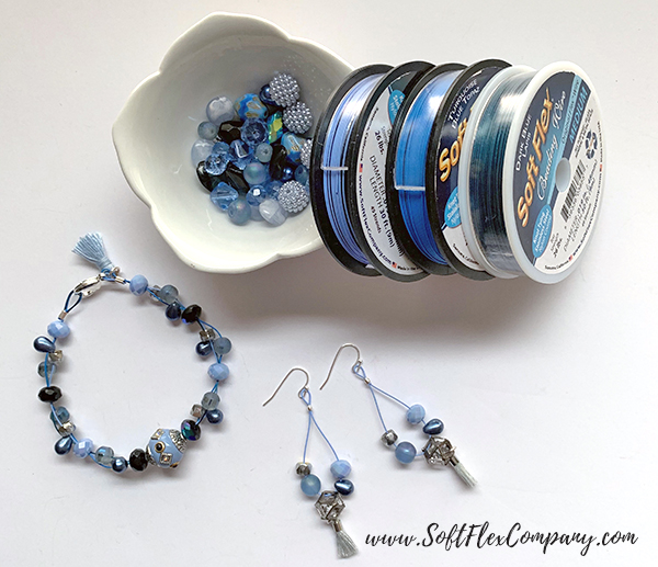 Make Beaded Jewelry With The April Showers Bead Mix