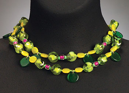 Necklace by Margie Deeb
