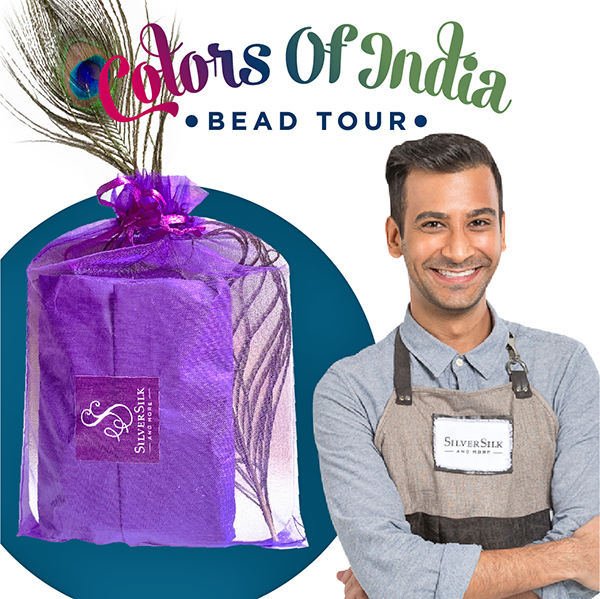 Nealay Patel's Colors Of India Bead Tour