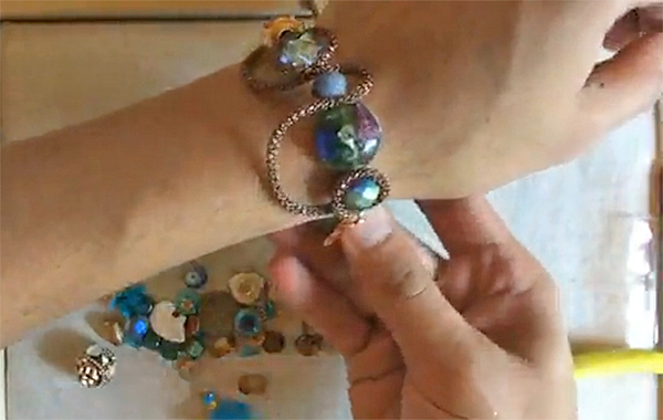 SilverSilk Path To Patagonia Bracelet by Nealay Patel