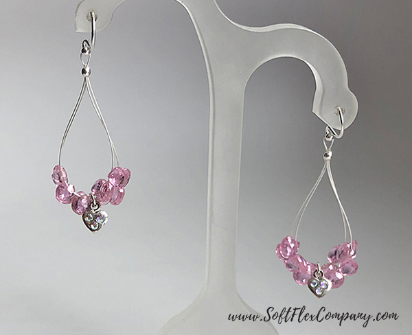Romantic And Fun Valentine's Earring Project Ideas 5