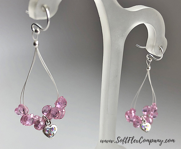 Romantic And Fun Valentine's Earring Project Ideas 4