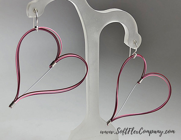 Romantic And Fun Valentine's Earring Project Ideas 7