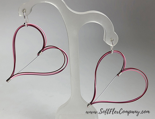 Romantic And Fun Valentine's Earring Project Ideas 8