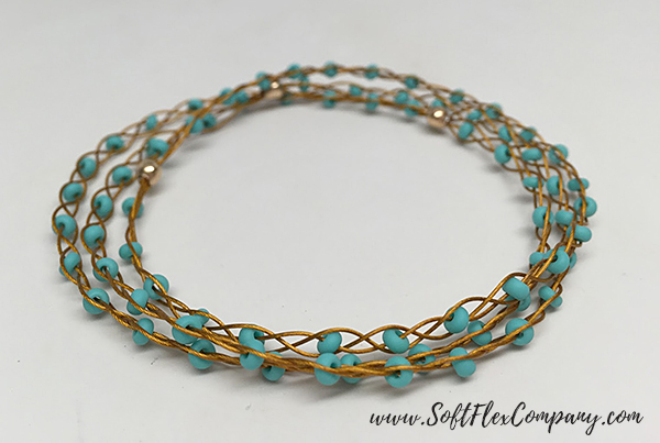 Summer In The Sun Bangle Bracelets by Sara Oehler