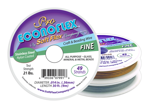 Shop Now - Pro Econoflex Beading Wire!