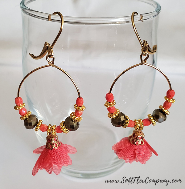 Shades Of Coral Jewelry by Rosanna Brafford
