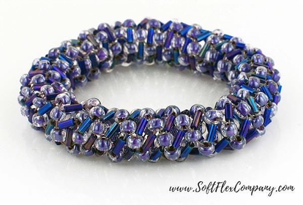 African Helix Bracelet by Sara Oehler