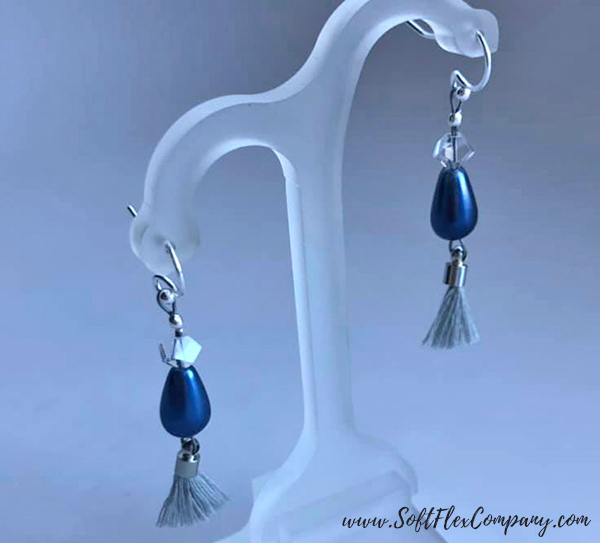 April Showers Earrings by Sara Oehler