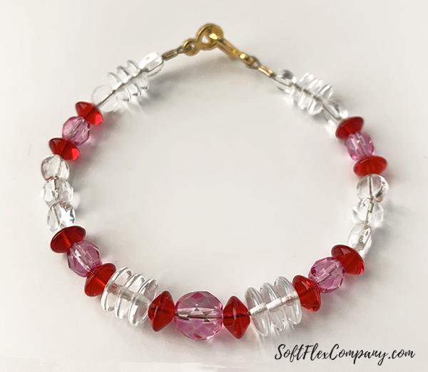 Bead Mine Bracelet by Sara Oehler