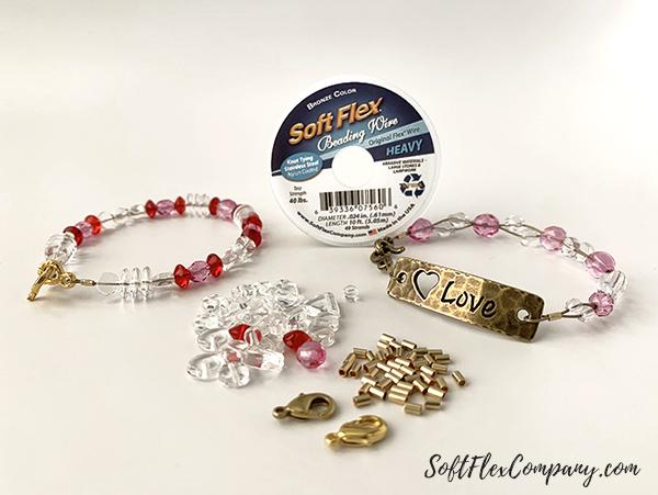Bead Mine Bracelets by Sara Oehler