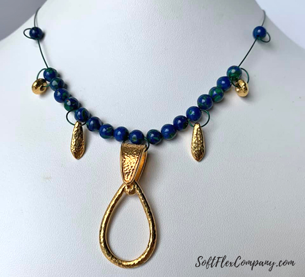 Illusion Style Necklace by Sara Oehler