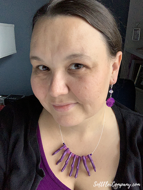 Jesse James Beads Design Challenge Jewelry by Sara Oehler