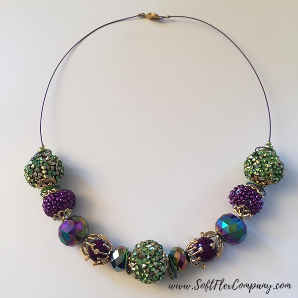 Jesse James Beads Necklace by Sara Oehler