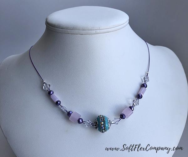 Mom Rocks Necklace by Sara Oehler