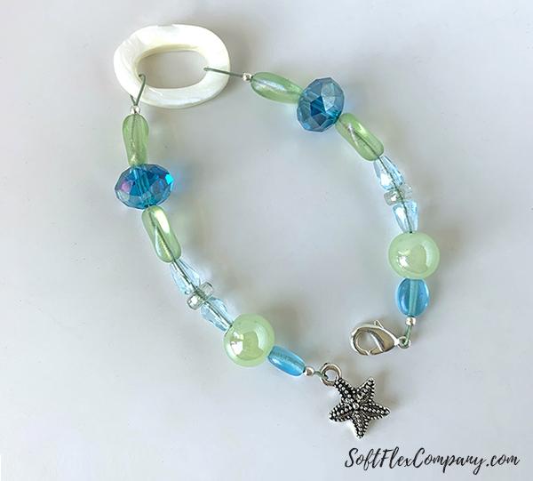 Serenity Shore Bracelet by Sara Oehler