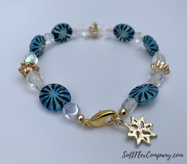 Snow Queen Bracelet by Sara Oehler