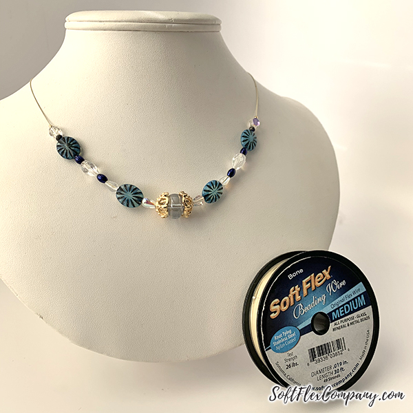 Snow Queen Necklace by Sara Oehler