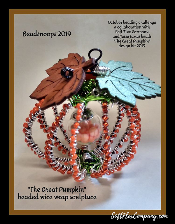 Great Pumpkin Jewelry Designs by Sheesh Mosher