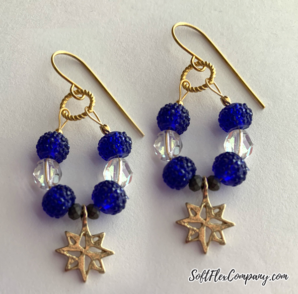 Simple Dangle Earrings by Kristen Fagan