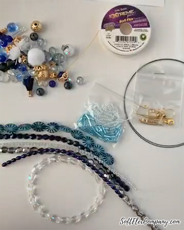 Snow Queen Kit Contents