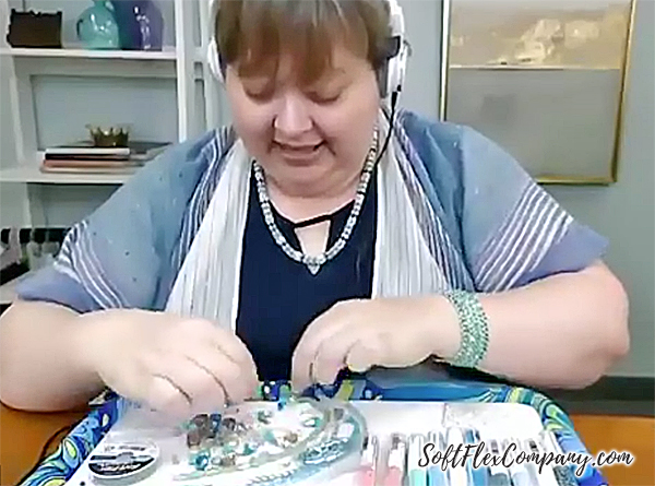 Soft Flex Live Jewelry Making Party With Guest Jill Wiseman