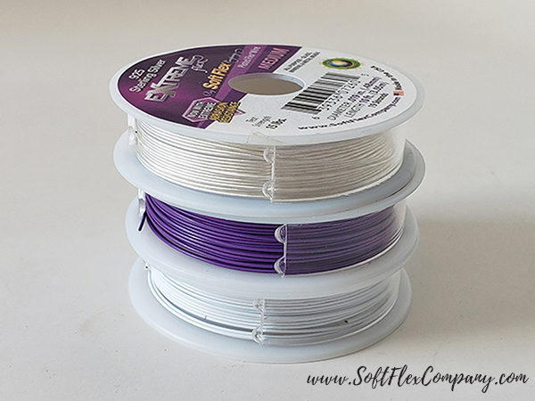 Soft Flex Unicorn Sparkles Trios Beading Wire Pack