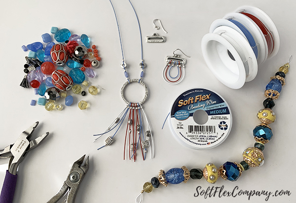 Soft Flex Whimsical Beadtastical Jewelry by Sara Oehler