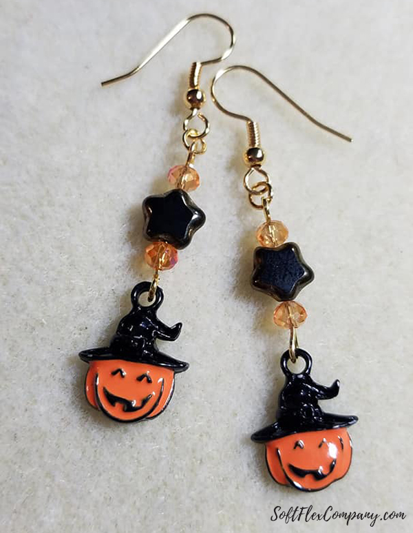 Great Pumpkin Jewelry Designs by Terry Murphy Matuszyk