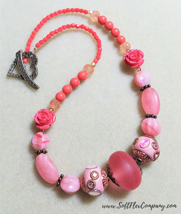 Shades Of Coral Jewelry by Terry Murphy Matuszyk