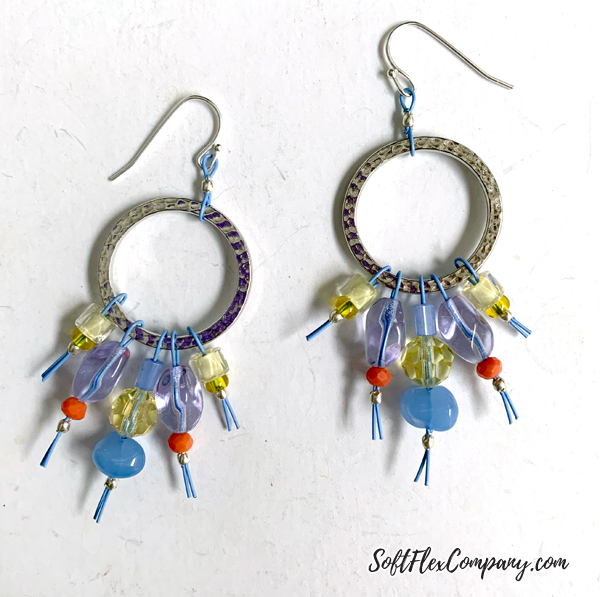 Whimsical Earrings by Kristen Fagan