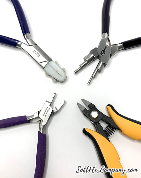 Nylon Jaw Pliers, Multi-Looping Tool, Magical Crimpers and Cutters