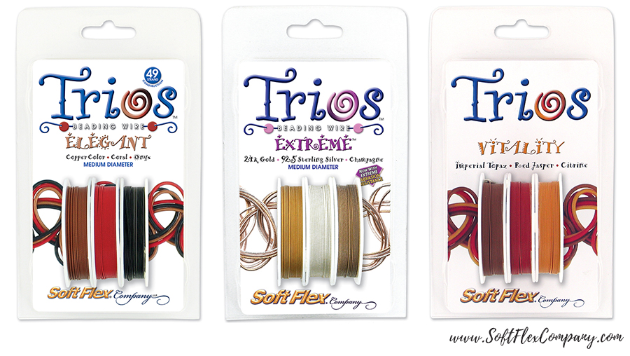 Shop Trios Beading Wire Packs!