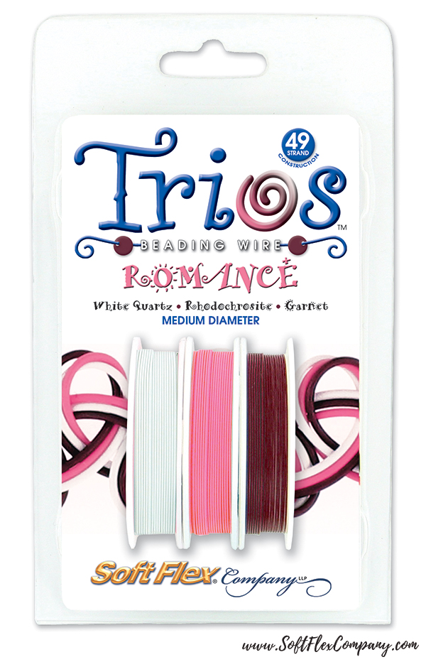 Trios Romance Beading Wire Pack